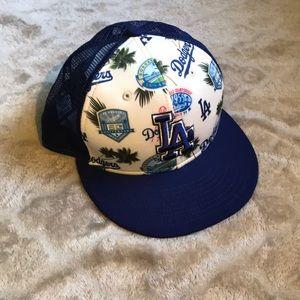 Dodger Baseball Cap